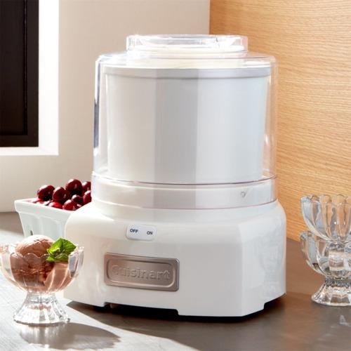 máquina helado cuisinart nuevo reempacado c/garantía ice21