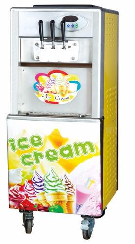 maquina helado soft, heladera, helados crema, mantecados