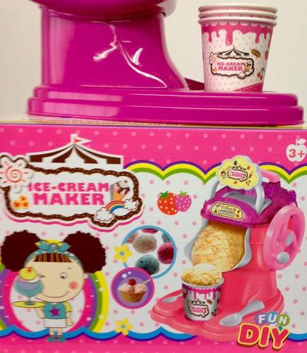 maquina helados para