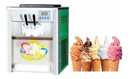 maquina helados soft,  helado mantecado