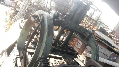 máquina hidraulica
