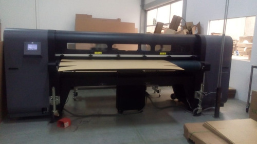 maquina hp scitex fb750 impresora rigidos