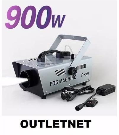maquina humo 900w control remoto inalambrico outletnet