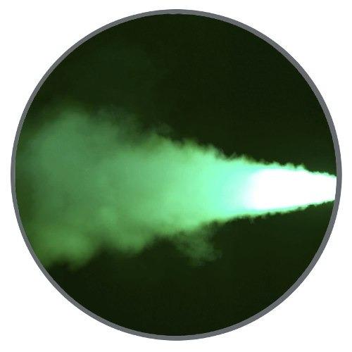 maquina humo efectos