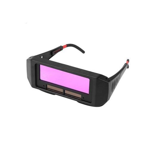 máquina inversora de solda 140  boxer  + óculos automático