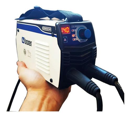 maquina inversora de solda elétrica 140a eletrodo /tig 127v