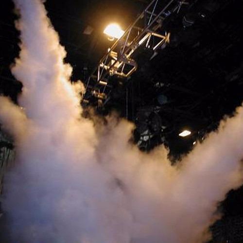 maquina jet efecto co2 nube blanca fría alcance 8mts con dmx