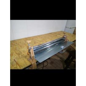 Máquina Laminadora De Masa 50cm, Color Beige, Nuevas