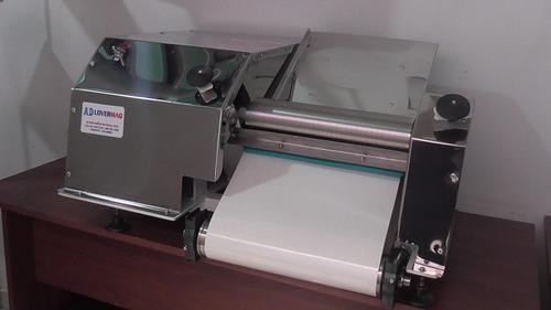 maquina laminadora eléctrica para empanadas harina de trigo