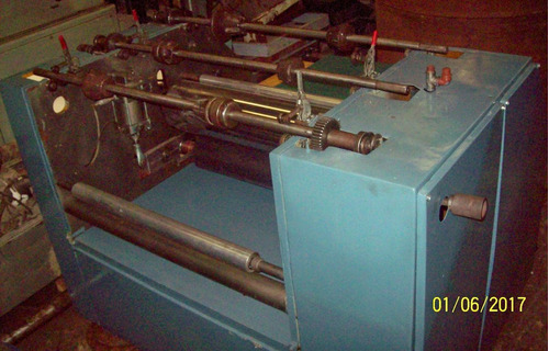 maquina laminadora grafica 900 mm