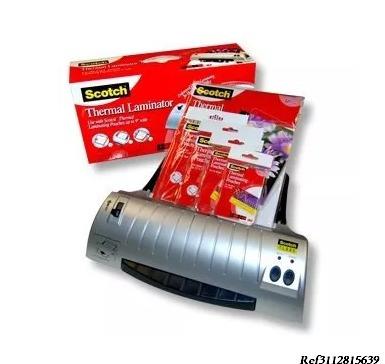 maquina laminadora plástica multiusos, plastificar documento
