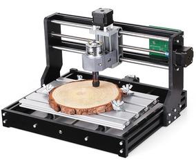 Maquina Laser Cnc3018 Diy Cnc Router Equipo 2 En 1 - 5500mw