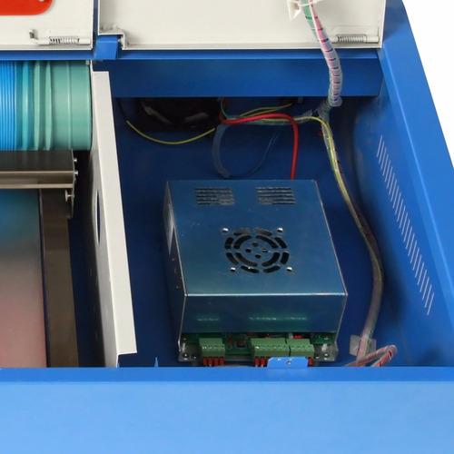 maquina laser co2 40w grabado corte plotter impresion offset