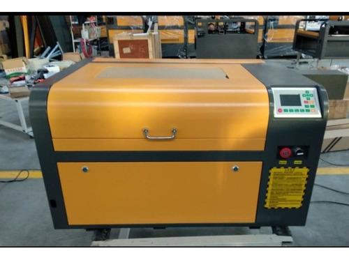 maquina laser cortadora y grabadora 80w area 90x60 cm