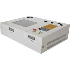 Máquina Láser De Grabado Y Corte - 50w  40x40 Cm