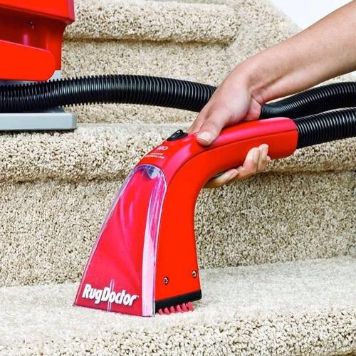 maquina lava alfombras y tapicerías rug doctor envio gratis