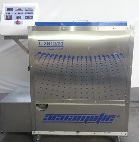 maquina lavadora bidones retornables e insumos ind del agua