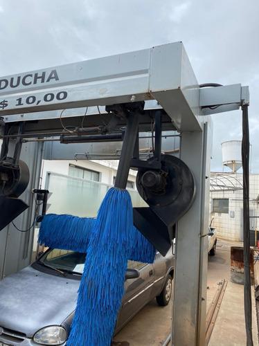 máquina lavar carros automatica usadas