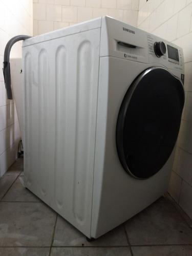 maquina lavar e secar roupas samsung wd10j6410aw - 10,2kg