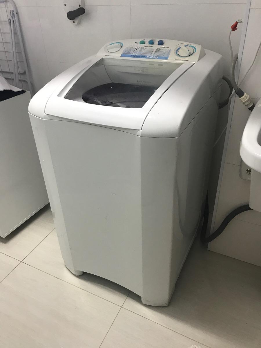 Máquina Lavar Roupas 8 Kilos Electrolux Lavadora De Roupas
