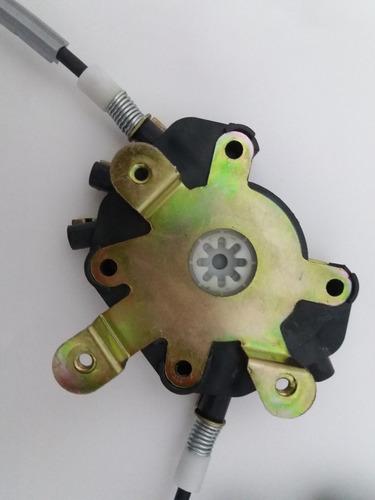 maquina l/cristal renault logan del izq elect s/motor