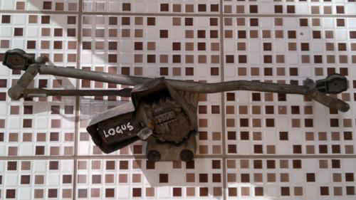 máquina limpador parabrisa vw logus / pointer completa origi
