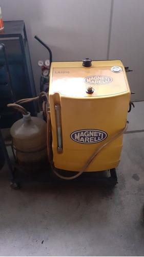 maquina limpeza de radiador