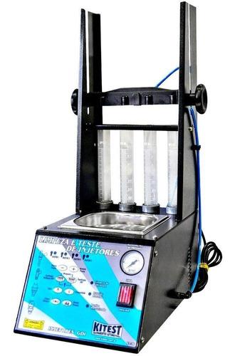 máquina limpeza e teste bicos injecao direta ka-200 kitest