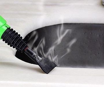 maquina limpiadora a vapor steam mop pro clear 12 en 1*elite
