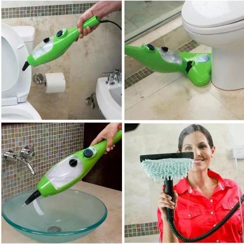 maquina limpieza fácil hogar x5 a vapor h2o mop 5 en 1+obseq