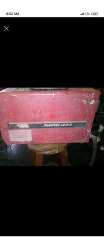 máquina lincoln invertec v 275_s