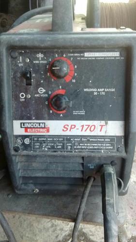 maquina lincoln wire matic-225 micro way