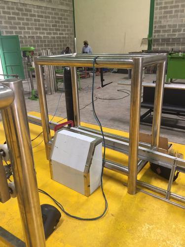 maquina llenadora automatica lineal  marca viccymatic