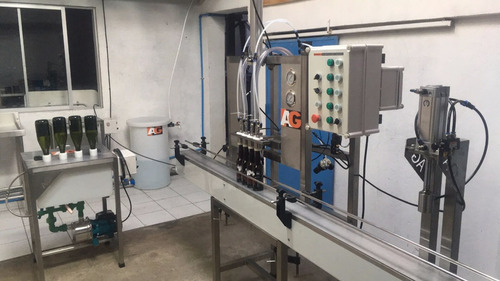 maquina llenadora, de 20 litros,agua purificada fabricación