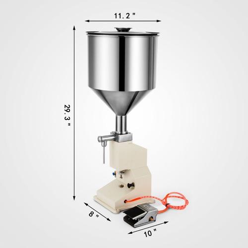máquina llenadora liquidos