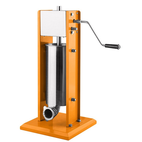 máquina manual para hacer churros rellenos 3 lts vertical