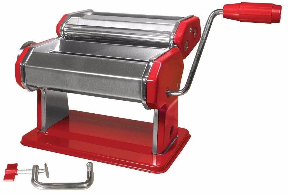 Maquina manual para hacer pasta casera fresca weston - Maquina para hacer pastas caseras ...