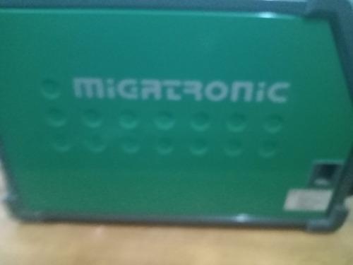 máquina migatronic