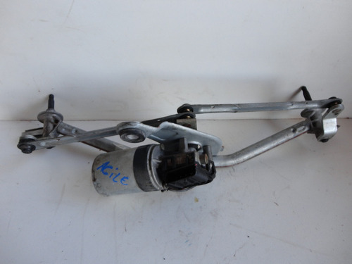 máquina motor limpador parabrisa chevrolet agile