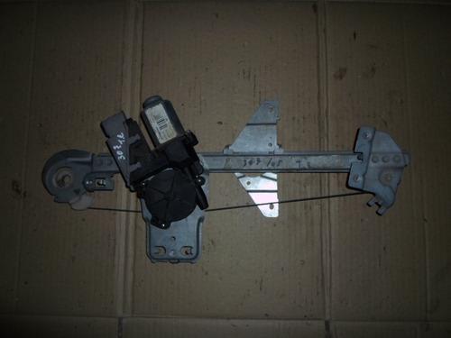 máquina motor vidro elétrico peugeot 307 tras esquerda (028)