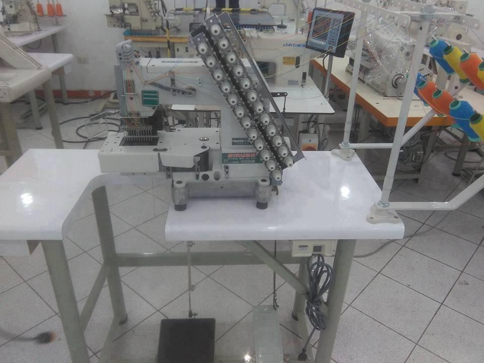 Maquina Multiaguja Industrial Siruba - U S 1.485 d78565ec6b9
