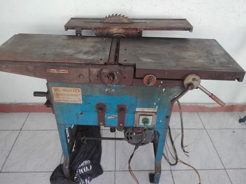 maquina múltiples de carpintería