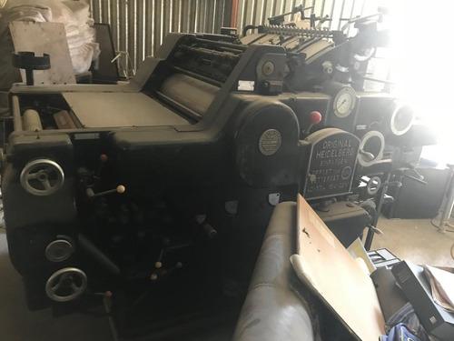 maquina offset 40x57