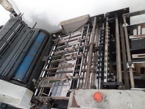 maquina offset formato 4 r$ 10.000,00
