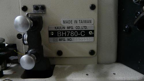 maquina ojaladora siruba original en buen estado