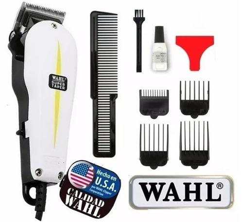 maquina original wahl made in usa para cortar cabello tienda
