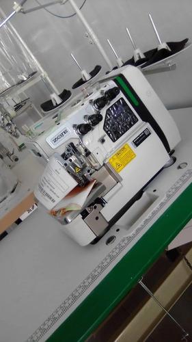 maquina over 5 hilos semi-electronica