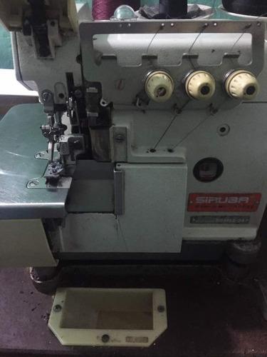 maquina overlock industrial siruba
