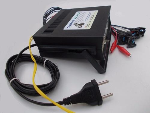 máquina p/ limpeza+teste de bico injetor (com temporizador)
