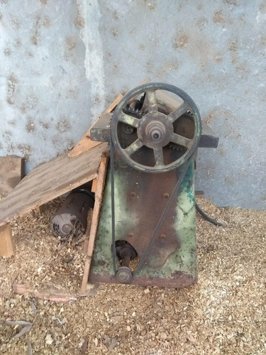 maquina p/ marcenaria plaina desengrossadeira dambroz - 40cm